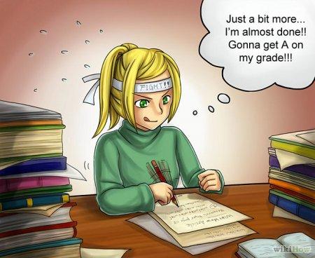 Як вчитися вночі