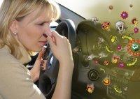 Як позбавитися від поганого запаху в автомобілі?