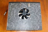 Як зробити підставку під ноутбук з охолодженням?