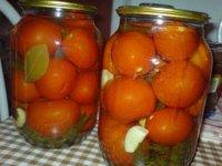 Консервування помідорів. Рецепти на зиму