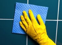 Як почистити кахель своїми руками