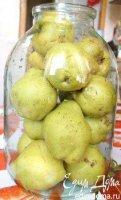Як консервувати груші - рецепт з дитинства
