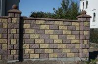 Як зробити монтаж паркану з декоративних блоків